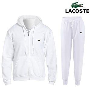 Designer Treino Homens Marca agasalhos ver Mens Outono Luxo Fatos Jogger Suits Jacket Pants Sets Sporting Terno homens de impressão do algodão