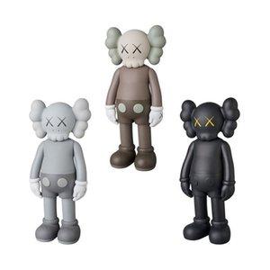Hot 20CM 0.3kg compagnon original kaws utilisation de petites poupées pour jouer 8inches Action Figure décorations modèle cadeau jouets