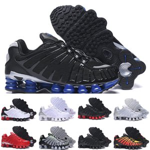 2020 Top Quality TL Mens Running Shoes Breathable Sneakers Black White outdoor walking sports chaussures Trainers 40-45