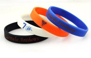3Pces Mix Basketball Sports Bracelet Mix Gummy Silicone Wristbands Bracelets Rubber Bangles Wristbands Night Luminous Bracelets