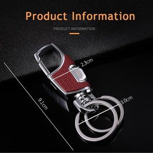 Originality Zinc Alloy fashion keychain Open Jump key Rings Split Rings Connectors Key Link Chain Link Accessories