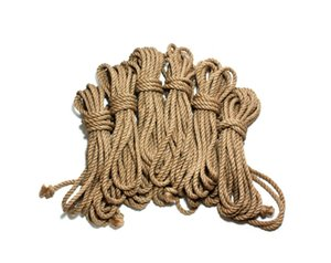 26ft Rope BDSM (8M), Bondage Geate Gear Gear Rope, Bondage 100% Y200616 NNSSSE