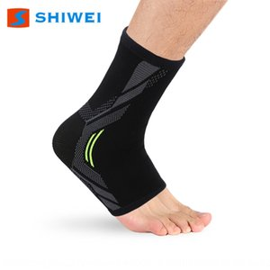 SjV9G Shiwei straight New knitted elastic ankle Warm Protection Protection sprain anti foot wrist ankle men's and women's warm running fitne