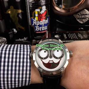 payaso ruso diseño único Shi Ying movimiento watchfashion luna macho y hembra reloj neutral Suiza ETA2824 movement0aTf #