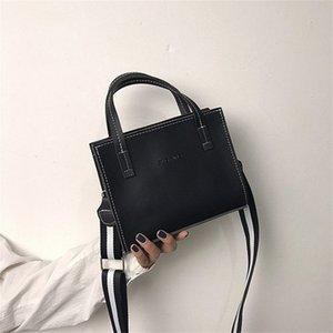 Casual mulheres quadrado pequeno saco selvagem Messenger Bag Bolsa de Ombro Carteras Mujer De hombro Y Bolsos # 25 ebFY #
