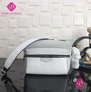 Rosa sugao Designer Handtaschen Nachricht sollte Frauen und Manner Crossboday Tasche aus echtem Leder Top-Qualitat drucken Brief Geldborse 5