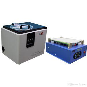 Set completo OCA vuoto macchina di laminazione Con Bubble Machine E LCD separato macchina Bulit-in Vacuum Pump Per schermo del telefono mobile Refurbish