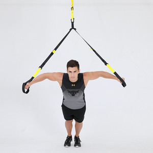 Bandas de resistência CrossFit Equipamento Força Hanging Strap Fitness Formação Exerciser Workout Suspensão instrutor Belt MELHOR PRESENTE