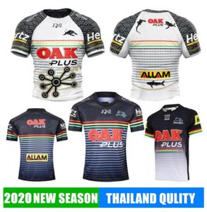 2019 Penrith Panthers Indigenous Rugby Jerseys 2019 2020 Home Jersey Marvel National Rugby League rugby Australia shirts sport hot