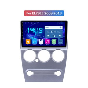 4G + 64G Citroen ELYSEE 2008 2009 2010-2013 Ekran Android 9 Araba Dvd Player için 10 İnç 64gb Car Stereo Sistemi