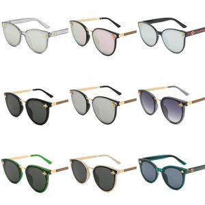 New Square Bond-Mann-Sonnenbrille Glas-Frauen Super Star Promi fahren Sonnenbrille Tom für Männer Brillen # 709