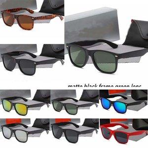 Мода Мужчины лета женщин солнцезащитные очки 140 авиатора Vintage Pilot Марка ВС очки поляризованные UV400 женщин Бен Wayfarer Солнцезащитные очки aDQ9 #