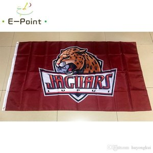 Jaguars Polyester Flag 3ft*5ft (150cm*90cm) Flag Banner Decoration Flying Home & Garden Outdoor Gifts