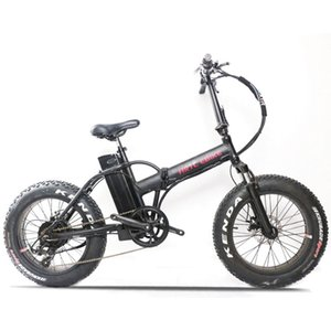 Entrega rápida 20 Vet Ebike 48V500W Bafang Motor LCD TFT dobrável Electric Bike 4,0 pneu de neve Bicicletas ebike bateria de lítio