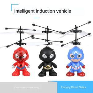 juguetes de los nuevos niños 4cHaj flotantes juguete juguetes infantiles explosión de luz Nuevos aviones de inducción astronauta de juguete inducti astronauta luz flotantes