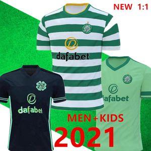 2020 2021 Celtic Football Jersey TAYLOR EDOUARD GRIFFITHS CHRISTIE NTCHAM COSGROUE camiseta aberdeen aberdeen de futebol MCGINN FERGUSON