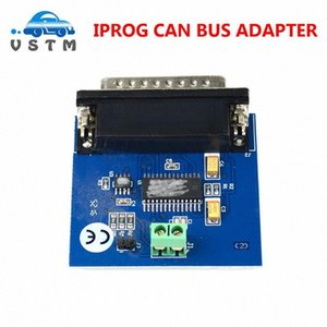 Vendita calda CAN BUS Adattatore per Iprog + Iprog Prog del programmatore lavora per Leggi CAN BUS Auto RBSD #