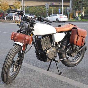 Harley Serin Araba Vintage Elektrik Motosiklet 3000W Elektrikli Motosiklet Prens Yetişkin Yüksek Hızlı Elektrikli Motosiklet Küçük Spor Araba