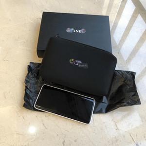 Sayaç vip hediye 2020 klasik siyah dalış kozmetik El kozmetik çantası çantası kutulu çanta