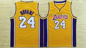 2020 nuevo auténtico Mitchell Ness Los ÁngelesLakersKobeBryant60a824Inicio NBA alero jerseys del baloncesto