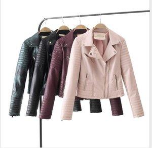 높은 품질의 패션 봄 가을 여성의 슬림 재킷 코트 재킷 코트 Outerwea 탑
