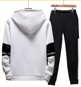 Hot sale sweatsuit champ Tracksuits Women Men hoodies+pants Mens Clothing Sweatshirt Pullover Casual Tennis Sporting suit 2pcs Sweat Suits