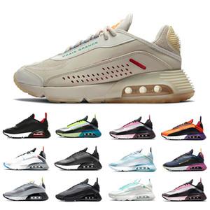 Praia Grande Neymar x 2090 Hommes Chaussures de course Aurora Green Magma orange Marine Magenta Noir Anthracite hommes femmes baskets de créateurs de sport