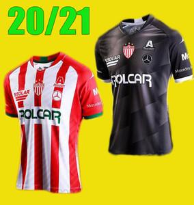 20 21 نادي نيكاكسا لكرة القدم الفانيلة 2020 2021 GONZALE LIGA MX الرئيسية بعيدا قمصان كرة القدم كم قصير نيكاكسا Camisetas دي فوتبول الزي الرسمي