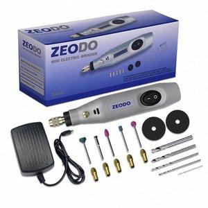 Mini Taladro herramientas Herramienta rotativa inalámbrica con accesorios conjunto de molienda multifunción Mini pluma del grabado Para Dremel nos enchufe / UE du2t #