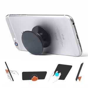 Cep Telefonu için Fabrika Fiyatı Toptan Ücretsiz Stretch Özel Telefon Soket Stretch Katlanır Telefon Tutucu Yuva