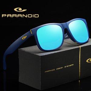 Dubery Nova Tendência 2020 de alta qualidade polarizados CE óculos de sol UV400 Dropshipping Esporte Eyewear Shades com caso