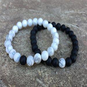 Women Men Natural Lava Rock Beads Chakra Bracelets Healing Energy Stone Meditation Mala Bracelet Fashion Essential Oil Diffuser Jewelry