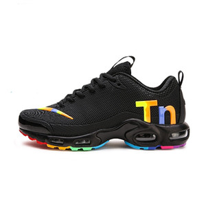 2019 Tn Mercurial Designer Sneakers Chaussures Homme TN Basketball Shoes Men Womens Zapatillas Mujer Mercurial TN Shoes Eur40-47
