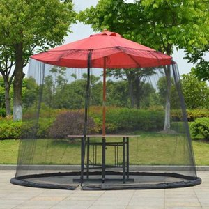 Outdoor mosquito net cover for Sun umbrella insect-proof mosquito net sun shade cover anti-mosquito 0XuE#