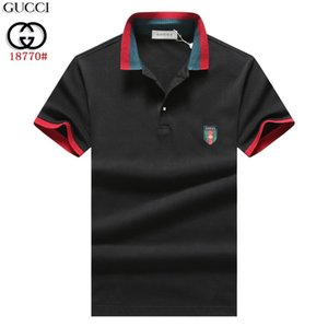 Luxuryshirt Men Fashion Top Tees Summer Mens DesignerShirts Eyes Embroidery T-shirts Casual Tops Women Hot Shirts Size M-3XL
