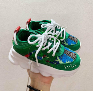 2020 TOP quality Kids Shoes Children Outdoor Sneakers Boy & Girl Trainer Baby Casual Shoes Sports Toddler Size 26-37