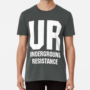 ur 2 T shirt underground resistance techno rolando kraftwerk ebm nitzer ebb front 242 underworld jeff mills robert hood