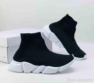 Cheap Kids Speed Trainer Knit High Socks Sports Shoes 2020 New Mercurial Sneakers For Boys And Girls