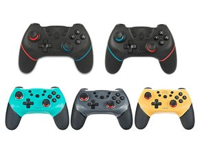 Bluetooth Wireless Remote-Switch-Controller Pro Gamepad D28 Joypad Steuerknüppel für N D28 Pro Konsole 5 Farbe wechseln
