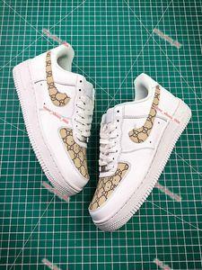 Nike Air Force 1 utility Cheap High Low Cut Dunk mosca coda Air No.1 Casual Shoes classiche da uomo Donne Skateboarding delle scarpe da tennis allenatori sportivi