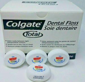 72 Colgate Total Mint Patientenprobe Größe Exp 2021 Dental Floss