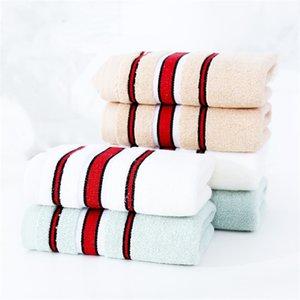 fabricantes nova cor juventude cetim toalha de algodão 110g atacado espessura suave toalha de rosto absorvente