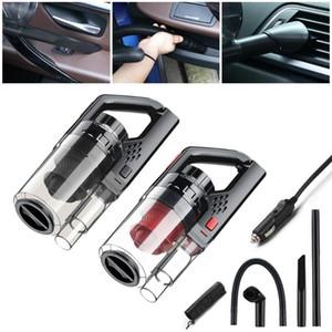 Vacuum Cleaner coche portable del vacío de mano inalámbrico Limpiadores 150W 6000PA potente limpiador de succión para el coche Ministerio del Interior