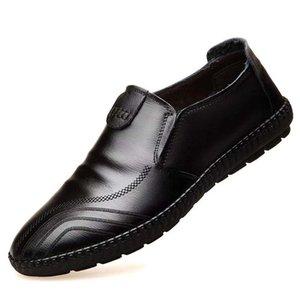 Classics Uomo Donne Piattaforma Trainer Lusso Designers Comfort scarpe casual della scarpa da tennis uomo Scarpe in pelle da donna Chaussures formatori shoe013 P310
