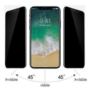 뜨거운 판매 9H 안티 - 스파이 화면 보호기 화웨이 노바 3 3i는 4 5 5I 5Pro 5I 프로 Y9E Y9s Y9 국무 Y8E Y9 Y9 플러스 9D 눈부심 방지 강화 유리에 대한