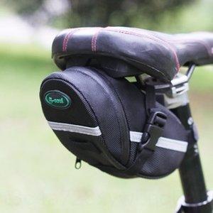 Mountain bike quick-release tail road bike cushion Bicycle bicycle saddle bag kit B- SOUL tail bag