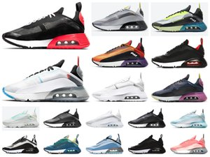 2020 Yeni Kamuflaj Saf Platin Magma Turuncu Yüksek Kalite Spor Spor Ayakkabılar 36-45 Ördek Saf 2090 Platin Koşu Ayakkabı Erkekler Kadınlar Erkek Geldi