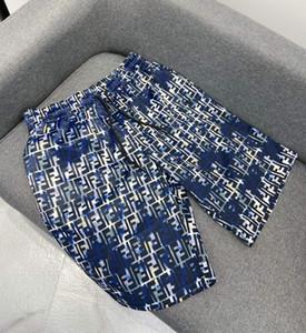 20ss New Arrival Paris designer F retro Full printing logos Short Pants Men Women Casual sport Jogger Sweatpants Outdoor Shorts 7.4