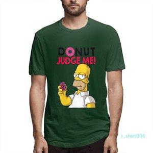 Paare Hemd Die Simpsons Modedesigner Shirts Frauen Shirts der Männer mit kurzen Ärmeln Shirt Simpsons Printed T Shirts Causal c3801t06