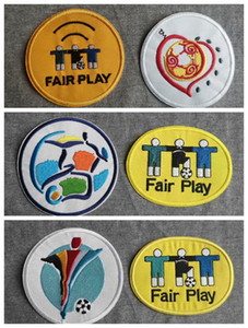 Souvenirs New Retro European 1996 200 2004 Euro patch football Print patches badges,Soccer Hot stamping Patch Badges